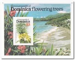 Dominica 1979, Postfris MNH, Plants - Dominica (1978-...)