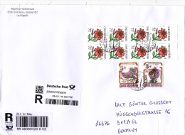 Einschreibe-Brief 2015 (q079) - Tschechische Republik