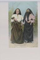 Cpa  ,    Deux Femmes De Damiette  , Non  Voyagé - Damietta