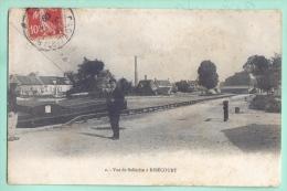 RIBECOURT , Vue De Bellerive , Péniche - Frankrijk