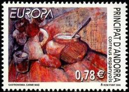 EUROPA 2005 // ANDORRE ESP 1V NEUFS *** - Europa-CEPT