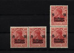 D.R,105a (4),xx,gep. (6920) - Deutschland