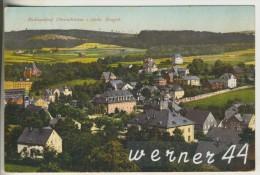 Oberschlema V.1926  Teil-Dorf-Ansicht (18340) - Schlema