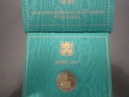 VATICANO 2013 EURO 2.00  GIORNATA DELLA GIOVENTU - Vatican