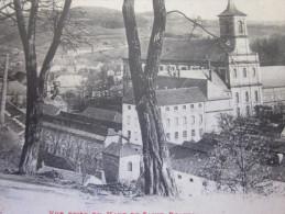 CPA 1914=>MOYENMOUTIER VUE DE HT DE ST PRAYEL=>ED ST DIE SER 9587-MILITARIA SOLDAT 115é TERRITORIAL 12é CIE SP44 Vosges - France