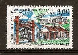 1997 - N°3048 Patrimoine Guyanais - France