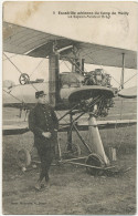 Henri Bregi Aviateur A Mailly Born In Sedan First Official Flight In Argentina Feb 2  1910 Biplan Voisin - Argentine