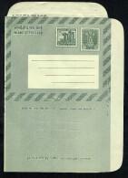 India Postal Stationery Inland Letter Sheet Aerogramme Unused (Z811) - Aerograms
