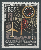 Mauritania, UAMPT, 1963, MH VF, Airmail - Mauretanien (1960-...)