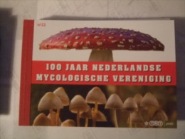 Prestige Boekje Nr 22 Mycologische Vereniging.  Paddestoelen