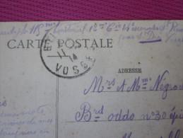 CPA 1914=>SAINT-MICHEL-SUR-MEURTHE SERIE 8835=>MILITARIA 115é TERRITORIAL 12é CIE 14é ESC.SP 44 PAR ST DIEVosges - France