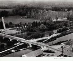 1958 - Héliogravure - Pogny (Marne) - Vue Aérienne - FRANCO DE PORT - Non Classés