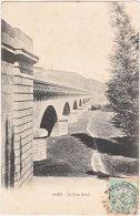 47. AGEN. Le Pont Canal - Agen