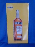 """Plaque """"RICARD"""" Bouteille - Plaques Publicitaires"""