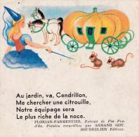 CENDRILLON   ED. FLORIAN-PARMENTIER (DIL34) - Cartes Postales