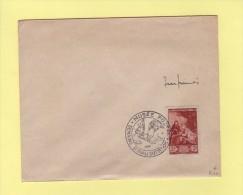 Theme Main - Semaine Inauguration Musee Postal - 1946 - Timbres