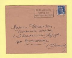 Limoux - Sa Blanquette Grand Vin Naturel - 1954 - Vins & Alcools