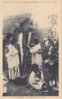 MADAGASCAR NORMALIENNES PILANT LE RIZ CONGREGATION DE SAINT JOSEPHE DE CLUNY - Madagascar
