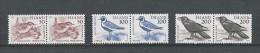 Islande: 520/ 522 **  (2x)  Oiseaux - Passereaux
