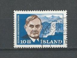 Islande: 352 Oblit - 1944-... Republique