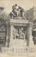 Berck Plage - Monument élevé à La Mémoire Des Docteurs P.P.Perrochaud Et H.Cazin - Berck