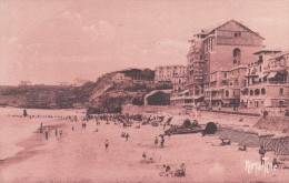 Biarritz Plage De Miramar - Biarritz
