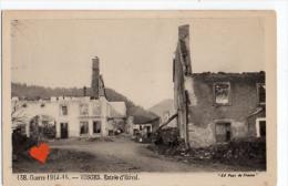 25922-LE-88-Guerre 1914-15-VOSGES-Entrée D'Etival - Etival Clairefontaine