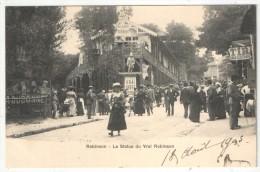 92 - ROBINSON - La Statue Du Vrai Robinson - 1903 - Le Plessis Robinson