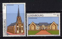 LUXEMBOURG - N° 1394/1395** - TOURISME - Nuevos