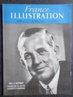 France Illustration N° 133 Du 17 Avril 1948  Paul G. HOFFMAN L'homme Qui Va Mettre En Oeuvre Le Plan Marshall - Journaux - Quotidiens