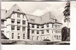 0-5302 BAD BERKA, Heilstätte, 1966 - Bad Berka