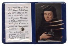 Santino VENERABILE MARIA CROCIFISSA Con RELIQUIA (Ex-Indumentis) - PERFETTO L91 - Religion & Esotérisme