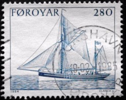 Faroe Islands 1984  MiNr.103  (O)    ( Lot  C 1078 ) - Féroé (Iles)