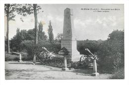 (7132-95) Saint Prix - Monument Aux Morts - Saint-Prix