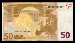 "50 EURO ""S"" ITALY FIRMA DUINSENBERG J011 EF CIRCULEIT  SEE SCAN!!!!! - EURO"