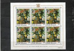Bloc Avec 6 Vignettes  (( Gauguin 1848 / 1903 )) - Vignetten (Erinnophilie)