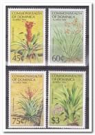 Dominica 1984, Plakker MH, Plants - Dominica (1978-...)
