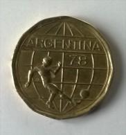 ARGENTINE -  50 Pesos 1977 - ARGENTINA 78  - - Argentine
