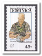 Dominica 1992, Postfris MNH, Plants - Dominica (1978-...)