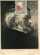2780  Albania  Maximum 2001  Richard Wagner - Muziek