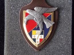 """Insignes Militaire """"7ème Régiment D'Artillerie """"ENGINEER REGIMENT """" - Armée De Terre"""