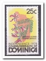Dominica 1978, Postfris MNH, Plants - Dominica (1978-...)