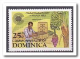 Dominica 1983, Postfris MNH, Bananas - Dominica (1978-...)