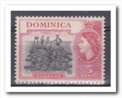 Dominica 1954, Postfris MNH, Bananas - Dominica (1978-...)