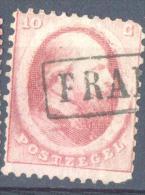 _5y-816: N° 5:  FRANCO - 1852-1890 (Guillaume III)