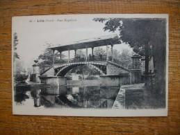 """Lille , Pont Napoléon  """""""" Carte Animée """""""" - Lille"""