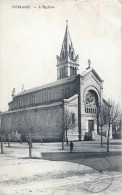 38 - RENAGE - CPA - L'église - Renage
