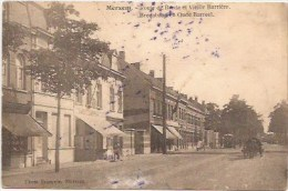 MERKSEM: Bredabaan En Oude Barreel - Antwerpen