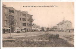 94 - VITRY Sur SEINE - Cité Jardins Du Moulin Vert - Vitry Sur Seine