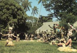 Tahiti - Danses Traditionnelles - Groupe Temaeva - Tahiti